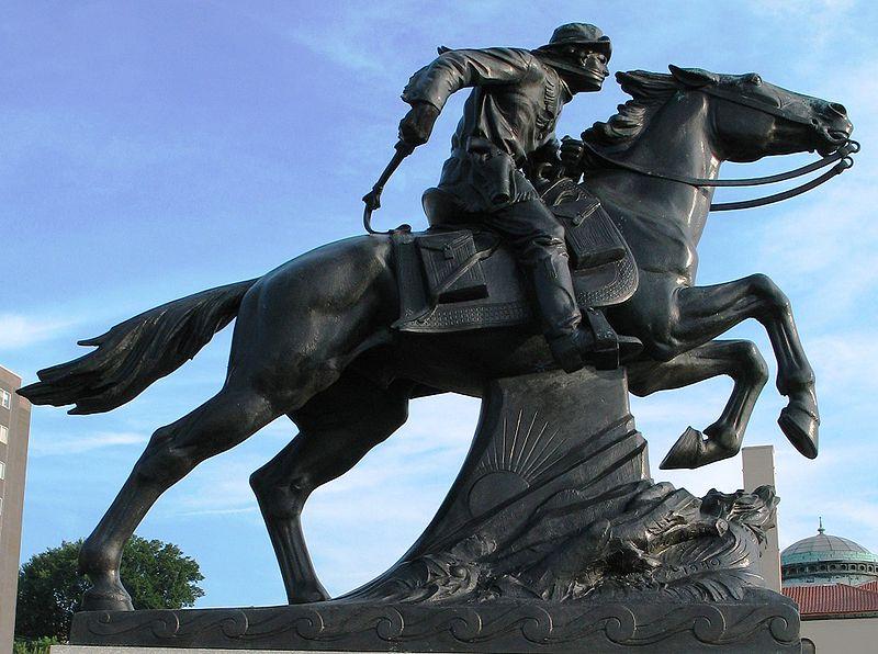 pony-express-statue-st-joseph-mo